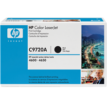 HP C9720A 641A Black LaserJet Toner Cartridge